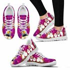 Valentine's Day Special-Zebra Finch Bird Print Running Shoes For Women-Free Ship