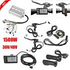 36-48V 1500W Electric Bicycle E-bike Scooter Brushless Motor Speed Controller