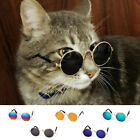 UK Dog Cat Pet Glasses For Pet Little Dog Eye-wear Puppy Sunglasses Photos Props