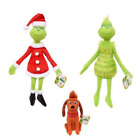 New How the Grinch Stole Christmas Stuffed Plush Toy Grinch Xmas Gift UK stock