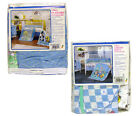 Внешний вид - Baby Looney Tunes Gift Set Flannel Receiving Blanket, Crib Skirt, Diaper Stacker