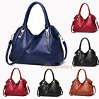 Women Tote Leather Shoulder Bag Handbag Messenger Crossbody Hobo Purse Satchel