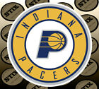 Indiana Pacers Logo NBA Color Die Cut Vinyl Sticker Car Window Laptop Wall Decal on eBay