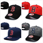 NEW Boston Red Sox Baseball Hat Cap Curved Bill Adjustable One Size US SELLER on Ebay