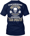 Train Operator My Craft - Allows Me To Move Anything In Standard Unisex T-shirt