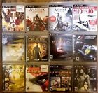 Ps3 Games Pick Your Game God Of War, Uncharted, Infamous, Killzone Cib