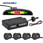 New Car Auto Parktronic LED Parking Sensor Reverse Backup Radar Detector Monitor