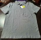 NWT Concepts By Claiborne Men's Short Sleeved Polo