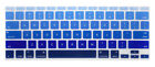 Slim Silicone Keyboard Cover Skin Protector For Macbook Air 11* MD711 MD223 New