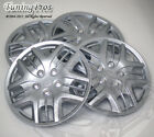 """4pcs Qty 4 Wheel Cover Rim Skin Cover 16"""" Inch, Style 025 16 Inches Hubcap $27.35 USD on eBay"""