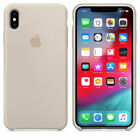 For iPhone XS XR X XS Max Genuine Case Original Silicone Back Cover Slim Skin US