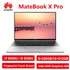 Authentic HUAWEI MateBook X Pro 13.9''Laptop Intel Core i5/i7 8+256/16+512GTablet