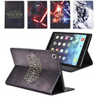 Star Wars Leather Flip Stand Case Cover Skin For iPad 2 3 4 5 6 7 8 Air Mini Pro $16.99 USD on eBay