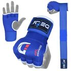 Kyпить DEFY™ Gel Padded Inner Gloves with Hand Wraps MMA Muay Thai Boxing Fight Blue на еВаy.соm