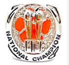 New 2018-2019 Clemson Tigers NCAA National Championship Ring Size 8 - 13 USA