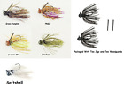 Missile Baits Ike's Micro Jig - Choice of Colors and Sizes