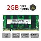 2G 2GB / 1GB For Hynix DDR2-533MHz PC2-4200S 200Pin SO-DIMM Laptop Memory...
