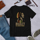 The King Of Reggae Music Bob Marley Unisex T-Shirt