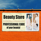 Vinyl Banner Sign Beauty Store Professional Care Of You Marketing Advertising $445.47 USD on eBay