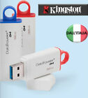 KINGSTON G4 USB 3.0 KINGSTON CHIAVETTA 8 GB 16 GB 32 GB 64 GB 128 GB MEMORIA 3.0