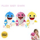 NEW PLUSH BABY SHARK TOYS DOO DOO TOY ENGLISH SINGING DOLL KIDS Hot Toy IN HAND