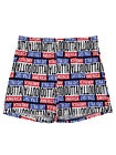 Mens Straight Outta America Parody Knit Boxers Boxer Shorts