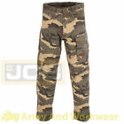 Mens JCB Camouflage Camo Combat Work Trousers Pants Cargo & Knee Pad Pockets