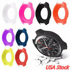 For Samsung Gear S3 Frontier Watch Silicone Protector Slim Skin Cover Case USA image