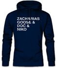 Galaxy Names Hoodie Kapuzenpullover Guardians of the Fun Movie Comic Galaxy