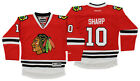 Reebok NHL Youth Chicago Blackhawks Patrick Sharp #10 Premier Home Jersey $29.74 USD on eBay