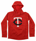 Gen 2 MLB Youth Minnesota Twins Performance Fleece Primary Logo Hoodie on Ebay