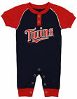 "Majestic MLB Infant Minnesota Twins ""Game Time"" Coverall on Ebay"