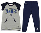 Majestic MLB Little Girls New York Yankees Cheer Loud Shirt & Leggings Set on Ebay