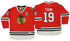 Reebok NHL Youth Chicago Blackhawks Jonathan Toews #19 Premier Jersey $54.95 USD on eBay