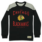 Reebok NHL Youth Chicago Blackhawks Scratched Out Team Tee, Black $12.99 USD on eBay