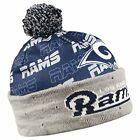 Forever Collectibles NFL Adult's Los Angeles Rams Light Up Printed Beanie $19.99 USD on eBay
