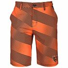 Forever Collectibles NFL Men's Chicago Bears Diagonal Stripe Walking Shorts