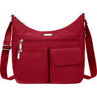 baggallini Everywhere Shoulder Bag with RFID 23 Colors Day Travel Bag NEW