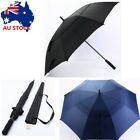 Golf Umbrella Automatic Open Extra Large Wind/Waterproof Double Canopy Vented