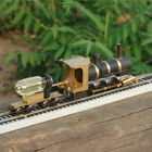 Steam Train Model Locomotive Drive HO Proportion Live Scale 1:36 Beauty DPX-1.0.