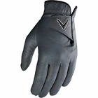 Callaway Golf 2019 Opti Colour Charcoal Leather Glove (LH)