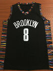 New Season Brooklyn Nets #8 Spencer Dinwiddie Black Basketball Jersey Size:S-XXL on eBay