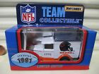 1991 Matchbox NFL Model A Ford Van Team Variations New Mint in as Pictured Boxes