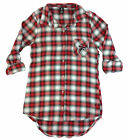 College Concepts Atlanta Falcons Ladies Forge Flannel Nightshirt on eBay