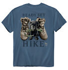 Dog Lover Rescue Fido Southern Ready Set Hike Adorable Puppy T Shirt