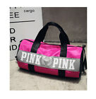 Women's Travel Hand Luggage Handbag Sports Gym Shoulder Bag Weekend Duffel Pack