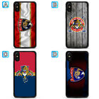 Florida Panthers Case For iPhone X Xs Max Xr 8 7 Plus Galaxy S9 S8 S7 $3.99 USD on eBay