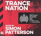 Various Artists - Trance Nation - Simon Patterson - Various Artists CD U8VG The