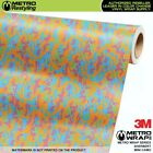 MINI SHERBERT Camouflage Vinyl Vehicle Car Wrap Camo Film Sheet Roll Adhesive