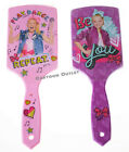 JOJO SIWA GIRLS PADDLE LARGE HAIR BRUSH KIDS PINK PURPLE STOCKING STUFFER GIFT